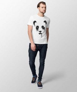 White Bear Men T-shirt