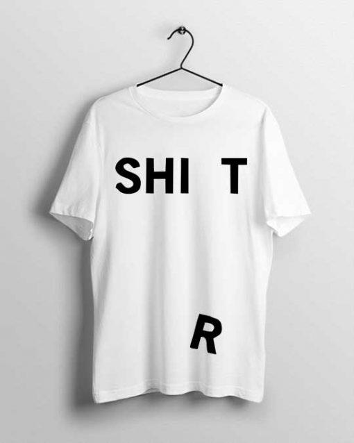 """Shit Drop """"R"""" Men T-shirt"""