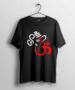 om ganesh men t shirt