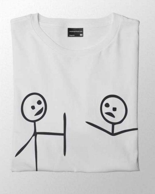 I've got your back women t-shirt