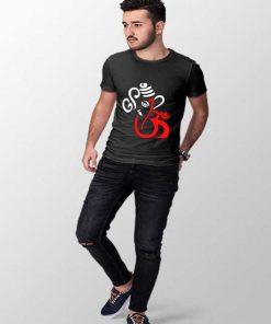 Om Ganesh Men T-shirt