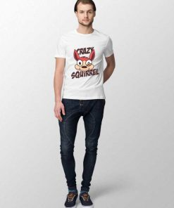 Crazy Squirrel Men's T-shirt