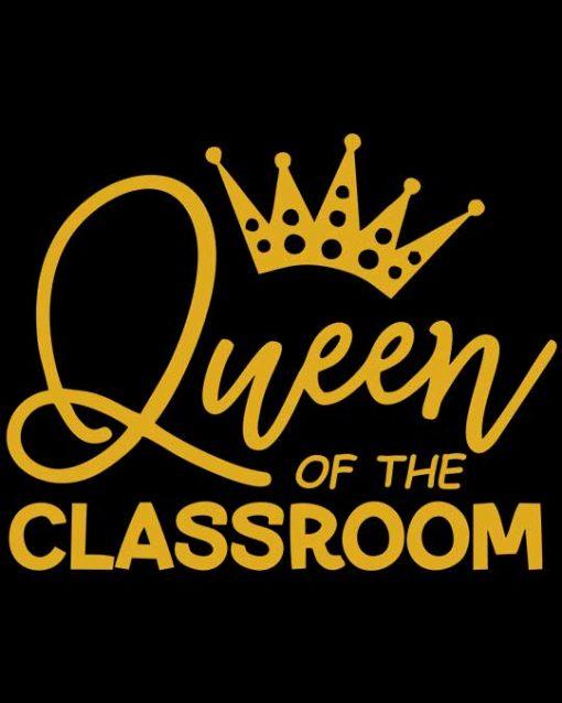 Queen Classroom Women's T-shirt