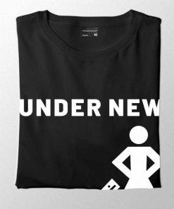 Under New Management Men's T-shirt