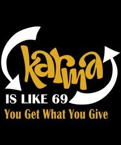 Karma Men's T-shirt